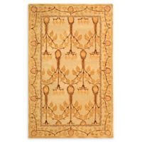 Safavieh Anatolia 4' x 6' Holden Rug in Gold