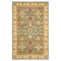 Safavieh Anatolia 4' x 6' Juliette Rug in Light Blue