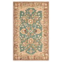 Safavieh Anatolia 3' x 5' Aline Rug in Teal