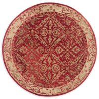 Safavieh Anatolia 6' x 6' Ophelia Rug in Red
