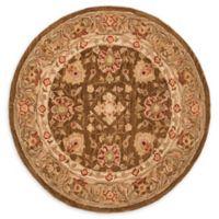 Safavieh Anatolia 4' x 4' Paxton Rug in Brown
