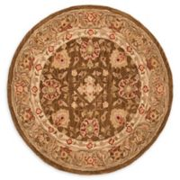 Safavieh Anatolia 8' x 8' Paxton Rug in Brown