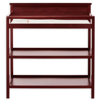 Beau Dream On Me Jax Universal Changing Table In Cherry