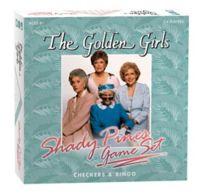 Golden Girls Shady Pines Game