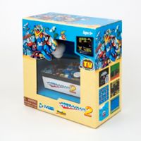 MSI Plug N Play Megaman 2 TV Arcade Game
