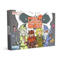 Pocket Dungeon Quest Card Game