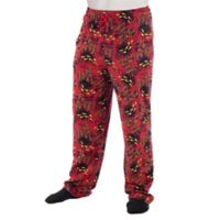 Harry Potter Maurader's Map Extra Large Sleep Pants