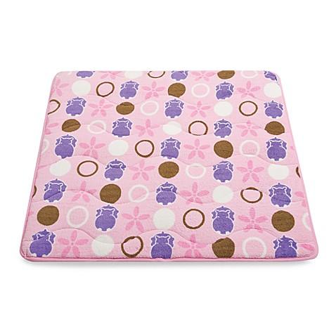 Aquatopia Hippo Pink Memory Foam Play Rug Bed Bath Amp Beyond