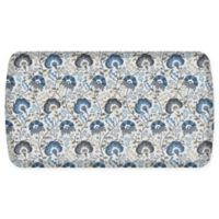"GelPro Elite Comfort 20"" x 36"" Emily Kitchen Mat in Cornflower"