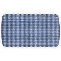 "GelPro® Elite Carlyle 20"" x 36"" Comfort Kitchen Mat in Blueberry"