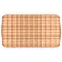 "GelPro® Elite Carlyle 20"" x 36"" Comfort Kitchen Mat in Tangerine"