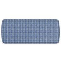 "GelPro® Elite Carlyle 20"" x 48"" Comfort Kitchen Mat in Blueberry"