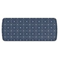 "GelPro® Elite Verona 20"" x 48"" Comfort Kitchen Mat in Indigo"