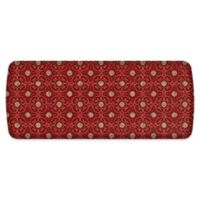 "GelPro® Elite Verona 20"" x 48"" Comfort Kitchen Mat in Sangria"