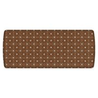 "GelPro® Elite Verona 30"" x 72"" Comfort Kitchen Mat in Sienna Brown"