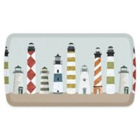 "GelPro® Elite 20"" x 36"" Lighthouses Comfort Floor Mat in Summertime"