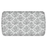 "GelPro® Elite Comfort Sea Coral 20"" x 36"" Floor Mat in Coastal Grey"
