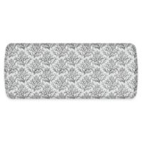 "GelPro® Elite Comfort Sea Coral 20"" x 48"" Floor Mat in Coastal Grey"