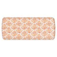 """GelPro® Elite Comfort Sea Coral 20"""" x 48"""" Floor Mat in Tangerine"""