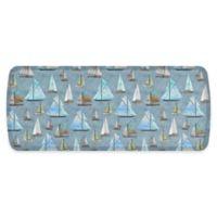 GelPro® Elite Sailboat 20-Inch x 48-Inch Comfort Floor Mat in Coastal