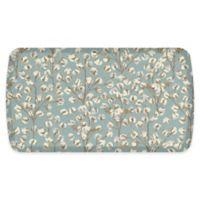 GelPro® Elite™ Cotton 20-Inch x 36-Inch Comfort Kitchen Mat in Sky/Khaki