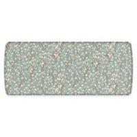"GelPro® Elite™ Cotton 30"" x 72"" Comfort Kitchen Mat in Sky/Khaki"