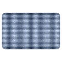 "NewLife® by GelPro® Carlyle 20"" x 32"" Designer Comfort Mat in Blueberry"