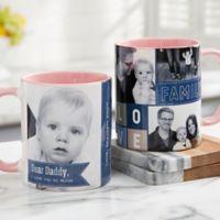 Dear… 11 Oz. Photo Coffee Mug in Pink