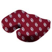 University of Oklahoma Repeating Logo Memory Foam Seat Cushion