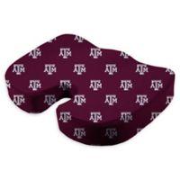 Texas A&M University Repeating Logo Memory Foam Seat Cushion