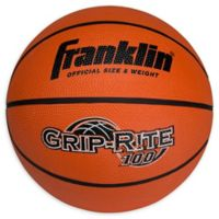Franklin® Sports Official 29.5-Inch Grip-Rite 100 Rubber Basketball
