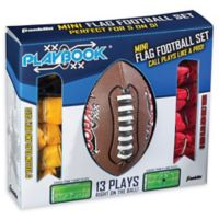 Franklin® Sports Mini Playbook Flag Football Set