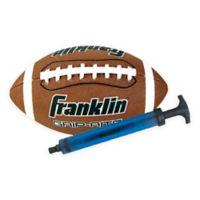 Franklin® Sports Jr. Grip-Rite Footballs (Set of 6)