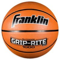 Franklin® Sports Official Grip-Rite 1000 Outdoor Basketball in Orange