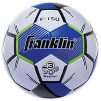 Franklin® Sports Competition F-150 Size 3 Soccer Ball in Blue/White