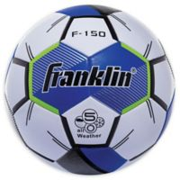 Franklin® Sports Competition F-150 Size 5 Soccer Ball in Blue/White