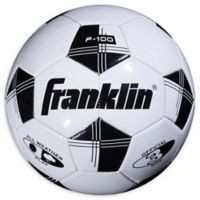 Franklin® Sports Competition 100 Size 3 Soccer Ball in White/Black