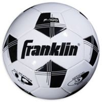 Franklin® Sports Competition 100 Size 5 Soccer Ball in White/Black