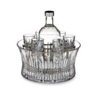 Waterford® Lismore Diamond Vodka Set-Inchill Bowl