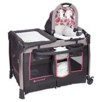 Baby Trend® Go Lite™ Nursery Center Playard in Pink