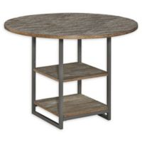 Home Styles Barnside Metro Dining Table in Grey