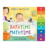 """Bath Time Math Time"" by Danica McKellar"