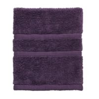 American Craft Made in the USA Washcloth in Purple