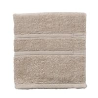 American Craft Made in the USA Washcloth in Tan