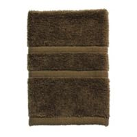 American Craft Made in the USA Washcloth in Brown