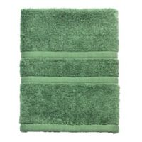 American Craft Made in the USA Washcloth in Olive
