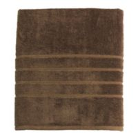 American Craft Made in the USA Bath Sheet in Brown
