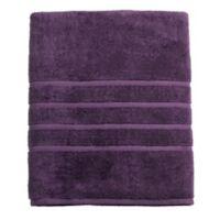 American Craft Made in the USA Bath Sheet in Purple