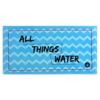 "Body Glove ""All Things Water"" Beach Towel"