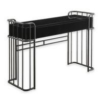 Bennett Vanity Table in Black